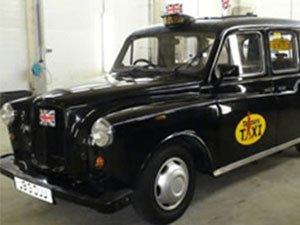 taxisteiger